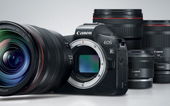Canon unveils first mirrorless full-frame EOS R