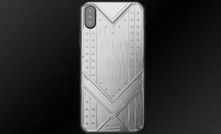 Caviar decks the iPhone XS Max in diamonds, carbon, titanium and