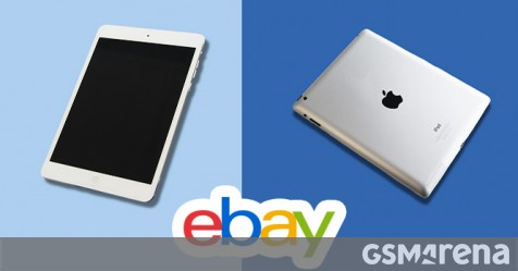 eBay deals: refurbished iPads with 12-month warranty from £70