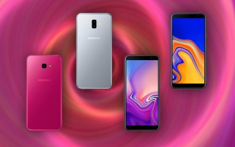 Samsung Galaxy J4+ and J6+ unveiled: 6
