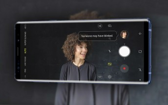 Samsung Galaxy Note9 camera gets higher DxOMark score than S9+, ties with HTC U12+