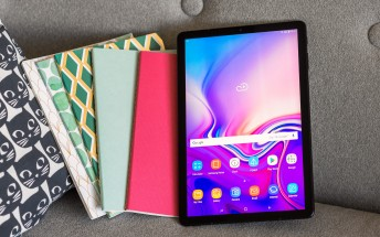 Samsung Galaxy Tab S4 with LTE is now available from AT&T