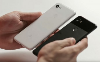 Google Pixel 3 XL shown in full hands-on video, reportedly has improved haptic feedback