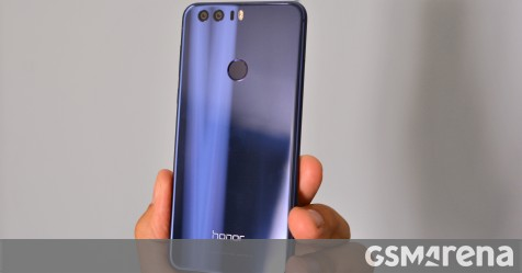 Honor 8's Android 8 0 Oreo rollout reaches India - GSMArena com news