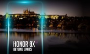 Honor 8X to hit Europe on October 11