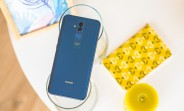 Huawei Mate 20 Lite in for review