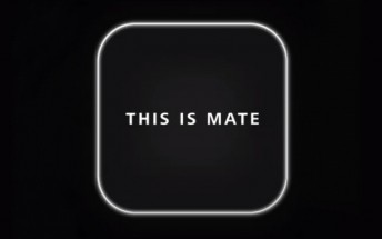 Huawei teases the Mate 20 rectangular camera setup once again