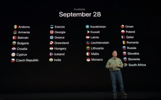 iPhone Xs and Xs Max availability: Second wave