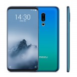Aurora Blue color: Meizu 16 Plus