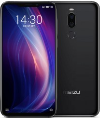 Meizu X8 in Black