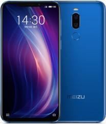 Meizu X8 in Blue