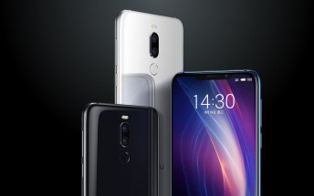 Meizu X8  joins the notch squad with a SD710 and а $235 price