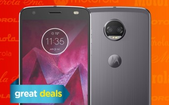 Deals: Moto Z2 Force for $300 and other Motorola discounts