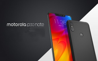 Motorola P30 Note arrives officially with ZUI 4.0
