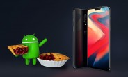 Android 9.0 Pie open beta now available for the OnePlus 6
