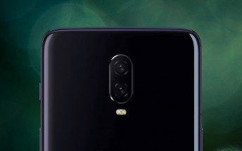 OnePlus 6T's dual camera confirmed by leaked render
