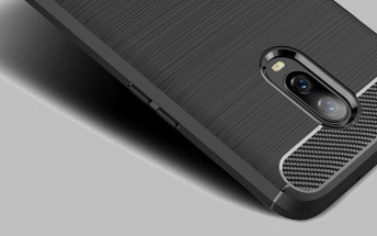 Case maker's OnePlus 6T renders show just two cameras on the back