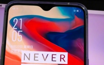 Alleged OnePlus 6T live images leak, but probably aren't the real thing