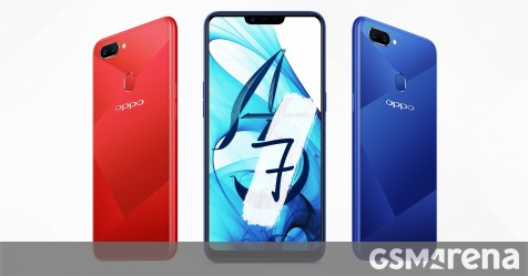 Oppo A7 leaks with full specs sheet - GSMArena com news