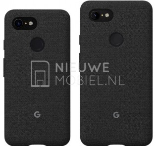 Pixel 3 and Pixel 3 XL are getting cool fabric cases like the 2nd gen models