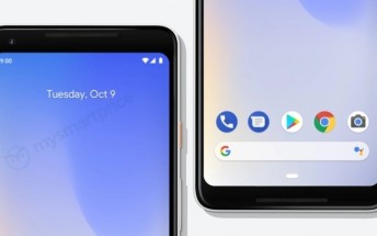 Google Pixel 3 promo materials leak, showing it off one more time