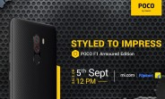 Another Poco F1 sale is taking place in India today