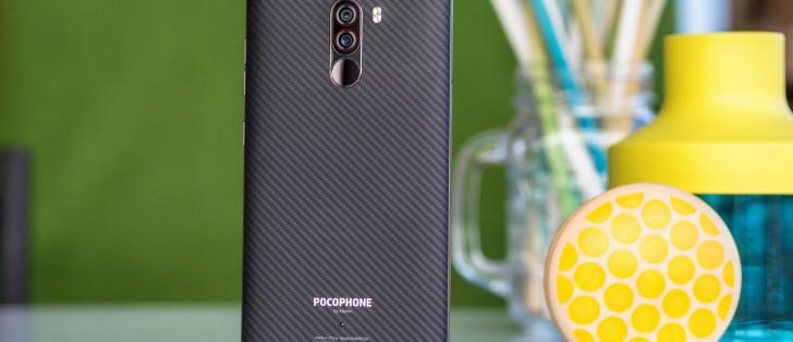 Pocophone F1 latest update brings Widevine L1 support