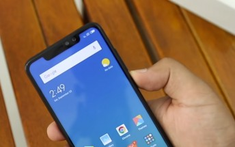 Xiaomi Redmi Note 6 Pro handled on video: two dual cams, S636 chipset, less memory