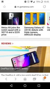 Samsung Internet Beta Browser gets a UI overhaul - GSMArena