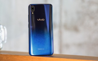 A new OTA update enables 4K video recording on the vivo V11 Pro