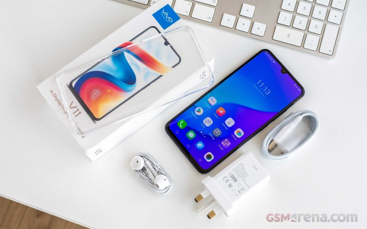 vivo launches V11 Pro in India
