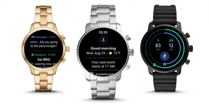 Wear OS just gained support for hardware-accelerated watchfaces