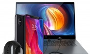 Xiaomi puts up the XR, XS and XS Max for sale, and those aren't just phones