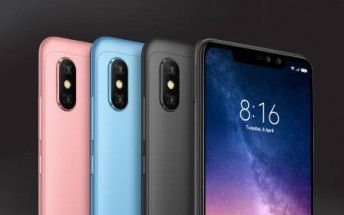 Xiaomi Redmi Note 6 Pro unveiled: adding a notch and a dual selfie cam to the old recipe