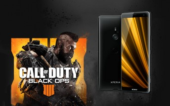 Sony Xperia XZ3 pre-orders come with a free copy of Call of Duty: Black Ops 4