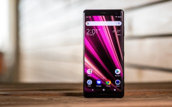 Xperia XZ3 gets its pricing in Europe, pre-orders are open and it ships on October 5