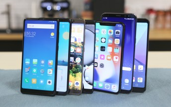 AnTuTu lists September's top 10 best performing Android phones