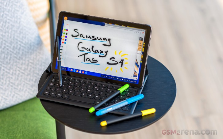 Samsung  Galaxy Tab S4 gets Android 10 with One UI 2