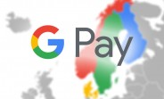 Google Pay arrives in Scandinavia