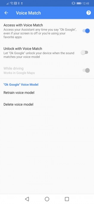 Google moves to discontinue voice unlock on Android