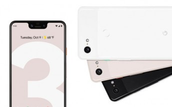 Google Pixel 3 and 3 XL official: bigger screens, wireless charging, Pixel buds
