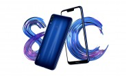 """The Honor 8C is a budget phone with a 6.26"""" screen, solid CPU and 4,000mAh battery"""