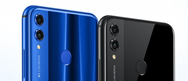 Honor 8X reaches the UK, now available for £225 - GSMArena com news