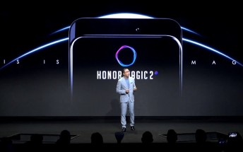Yet another Honor Magic 2 teaser video pops up online