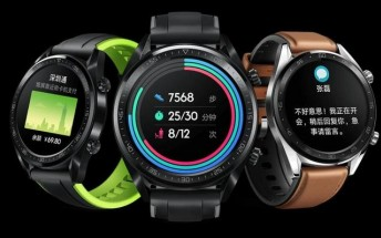 Huawei unveils Watch GT and Band 3 Pro smart wearables