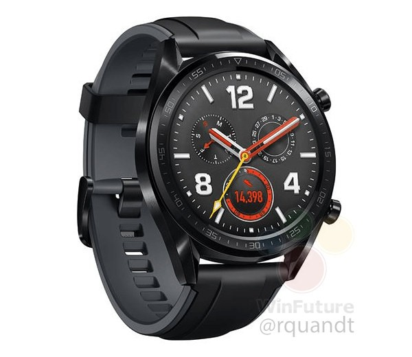 Rumor: Huawei Watch GT will run custom software on an efficient Cortex-M4 CPU