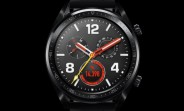 Huawei Watch GT specs and more images mistakenly outed by official website
