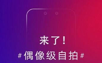 Lenovo to introduce S5 Pro with dual selfie cameras on October 18