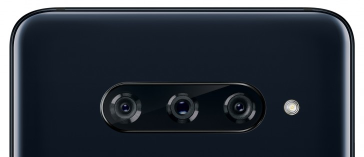 LG V40 ThinQ goes official with a wide, ultra wide and telephoto camera on its back