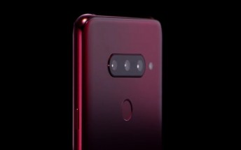 LG V40 ThinQ's Cine Shot camera mode will let you easily create cinemagraphs